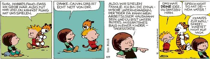 Calvin vom 01.04.2021