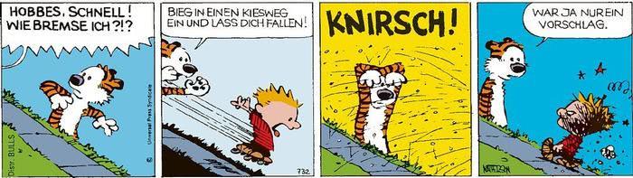 Calvin vom 08.04.2021