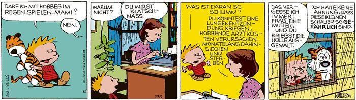 Calvin vom 13.04.2021