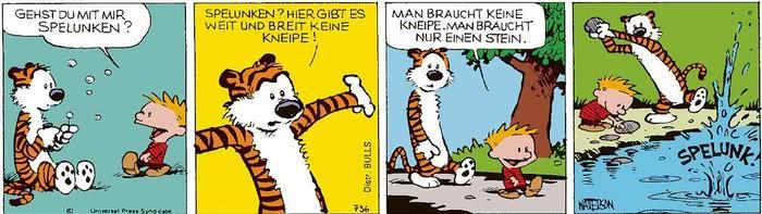 Calvin vom 14.04.2021