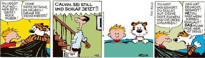 Calvin vom 15.04.2021