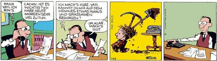 Calvin vom 05.05.2021