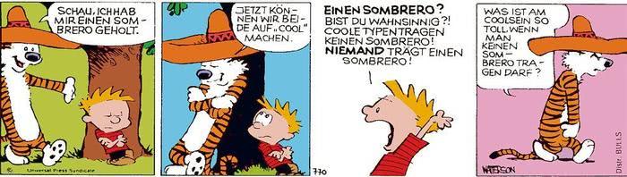 Calvin vom 10.05.2021