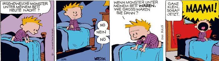 Calvin vom 17.05.2021