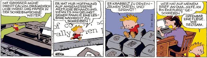 Calvin vom 18.05.2021