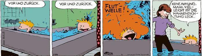 Calvin vom 19.05.2021