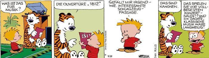 Calvin vom 20.05.2021