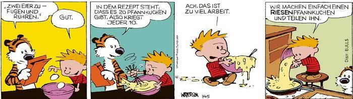 Calvin vom 07.06.2021