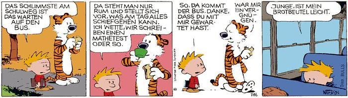 Calvin vom 17.06.2021