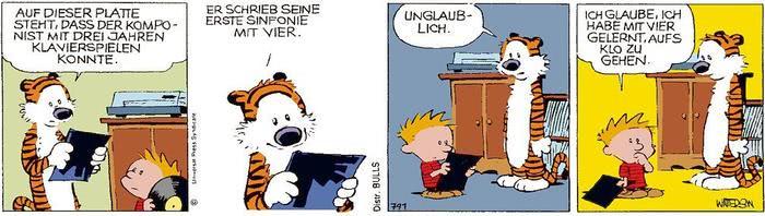 Calvin vom 24.06.2021