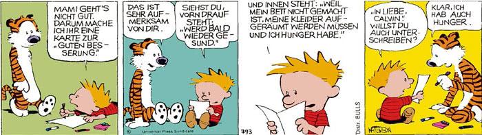 Calvin vom 28.06.2021