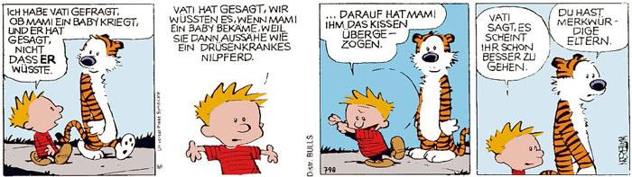Calvin vom 05.07.2021