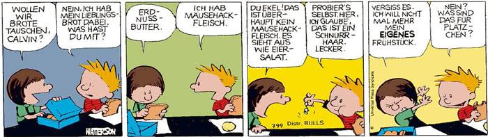 Calvin vom 06.07.2021