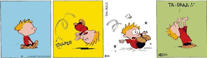 Calvin vom 07.07.2021