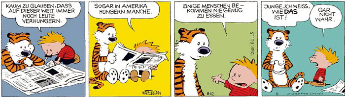Calvin vom 09.07.2021