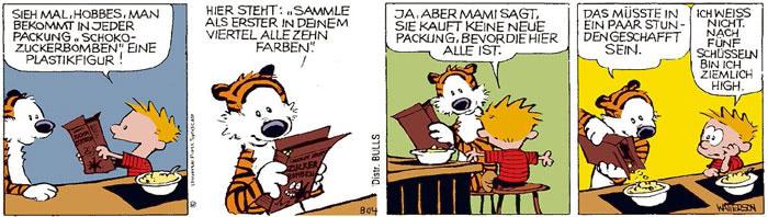 Calvin vom 13.07.2021