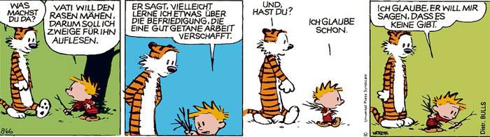 Calvin vom 20.07.2021