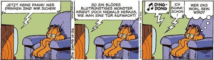 Garfield vom 30.03.2021