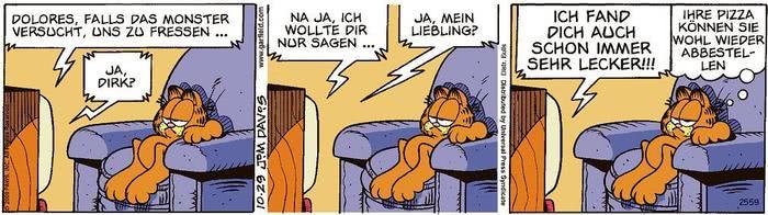 Garfield vom 06.04.2021