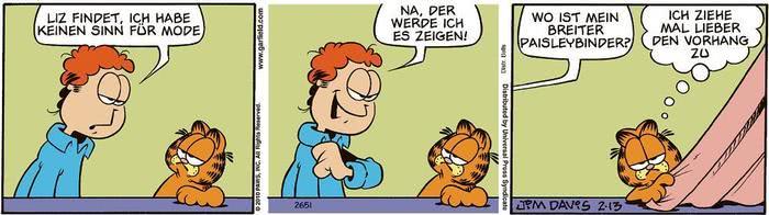 Garfield vom 07.05.2021