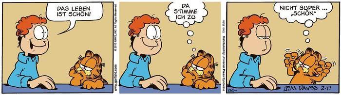 Garfield vom 12.05.2021