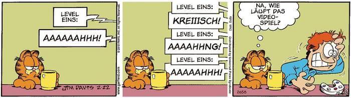 Garfield vom 19.05.2021
