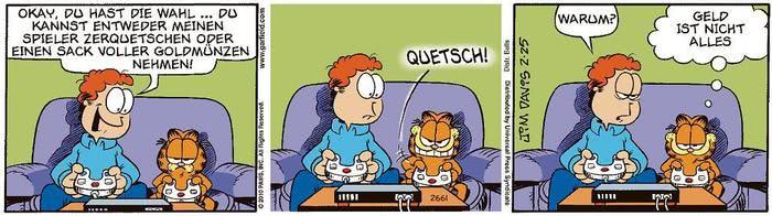 Garfield vom 25.05.2021
