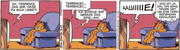 Garfield vom 11.06.2021