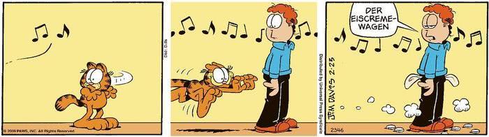 Garfield vom 17.06.2021