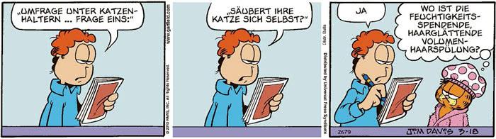 Garfield vom 28.06.2021