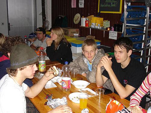 Grillplausch der Aktiven 2008 - Bild  2