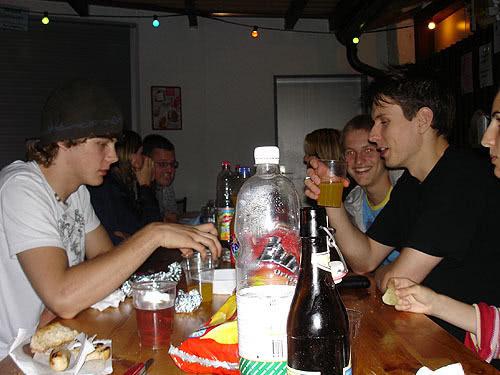 Grillplausch der Aktiven 2008 - Bild  8