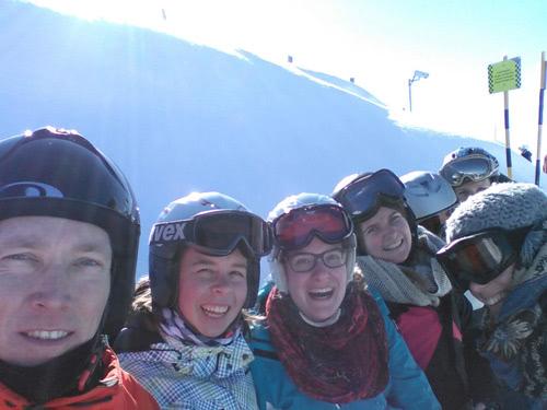 Skitag im Hoch Ybrig 2017 - Bild  14